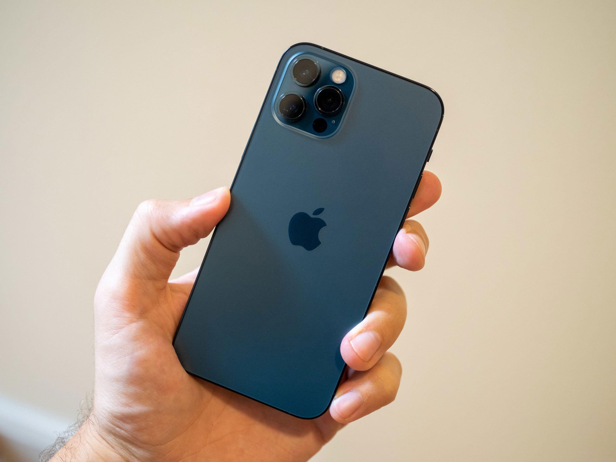iOS14 backtap on iPhone