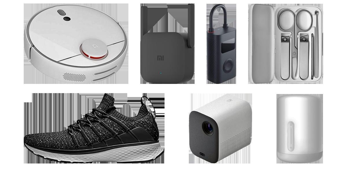 محصولات هوشمند خانگی Mijia