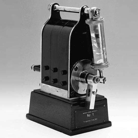 دستگاه احتراق مغناطیسی